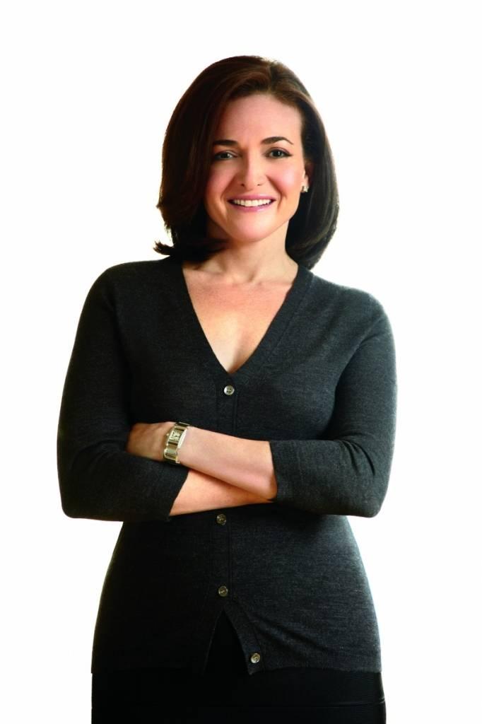 Sheryl Sandberg_Credit Facebook