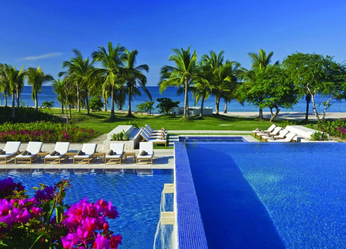 Mexican cities punta mita and riviera nayarit provide for The st regis