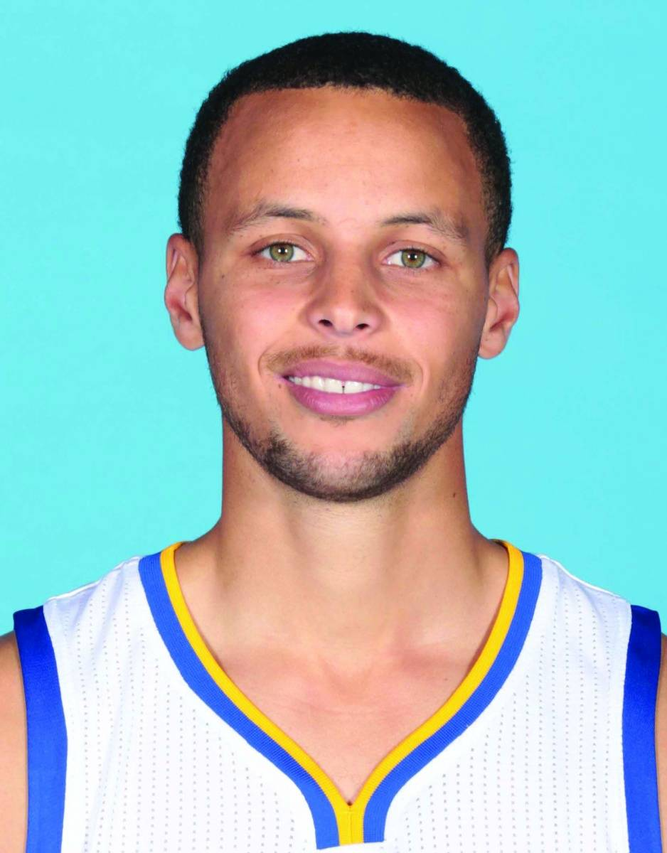 Stephen Curry_Credit Golden State Warriors