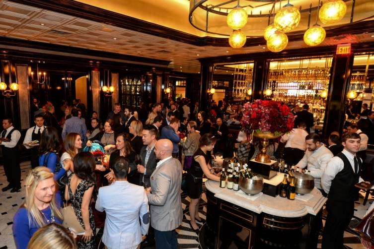 The BARDOT Grand Opening Party in Las Vegas 1.15.15