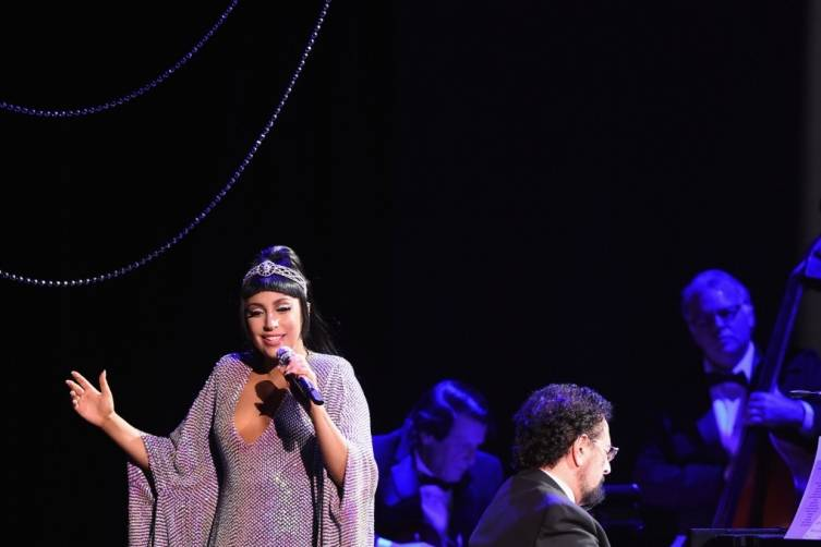 Tony Bennett and Lady Gaga perform at The Cosmopolitan_Dec 30_Miller_2