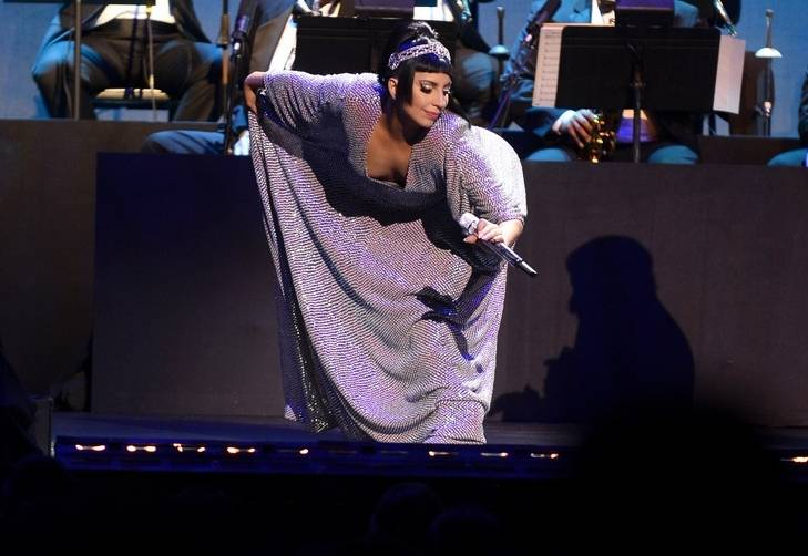 Tony Bennett and Lady Gaga perform at The Cosmopolitan_Dec 30_Steffy_3