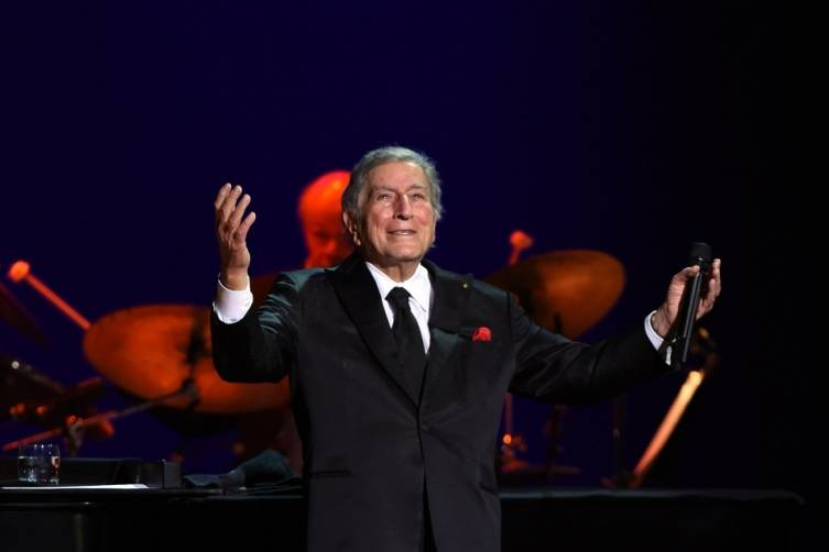Tony Bennett and Lady Gaga perform at The Cosmopolitan_NYE_Miller_3