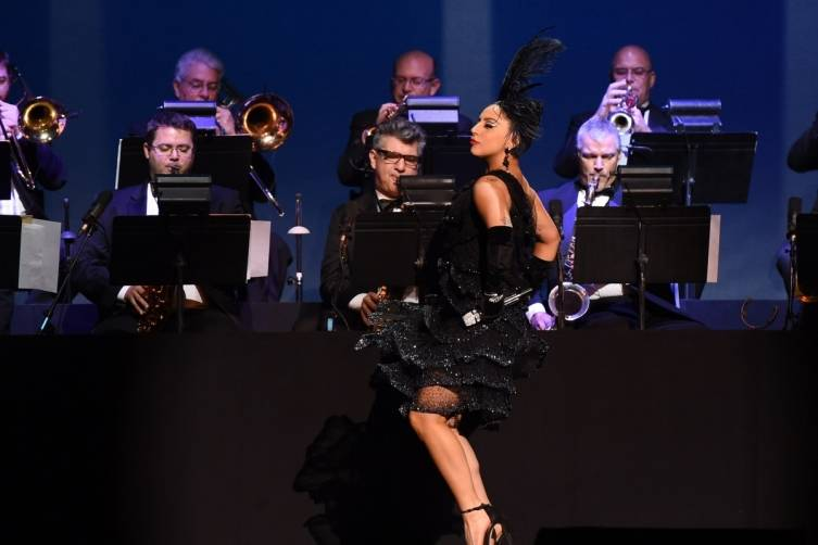 Tony Bennett and Lady Gaga perform at The Cosmopolitan_NYE_Miller_8