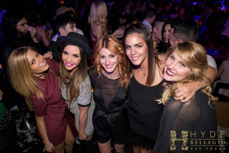 Vanderpump Rules cast celebrates Katie Maloney's birthday at Hyde Bellagio (1)
