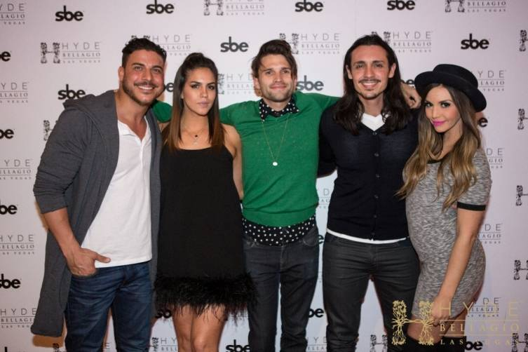 Vanderpump Rules cast celebrates Katie Maloney's birthday at Hyde Bellagio (2)