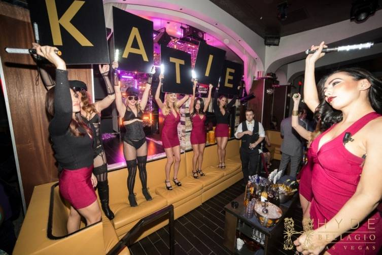 Vanderpump Rules cast celebrates Katie Maloney's birthday at Hyde Bellagio (3)