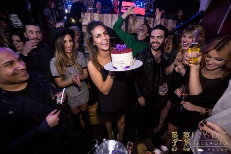 Vanderpump Rules cast celebrates Katie Maloney's birthday at Hyde Bellagio (4)