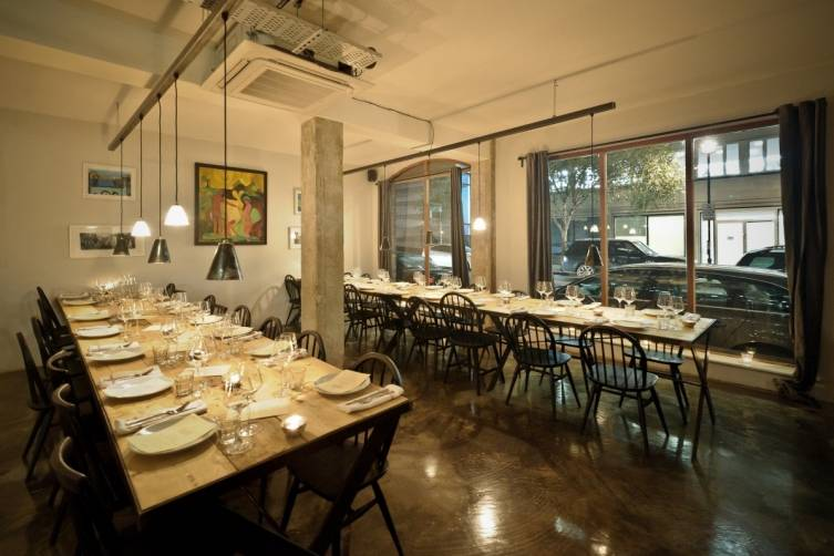 Carousel: a restaurant to showcase revolving talent