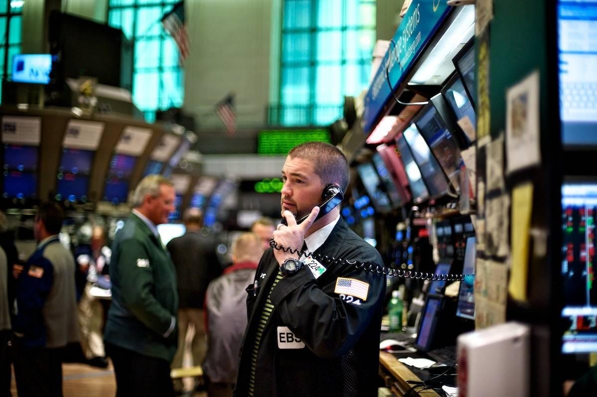 Broker usa stock