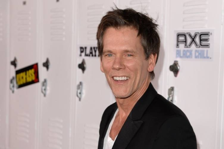 Kevin Bacon at Comic Con 2013