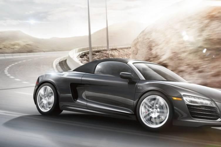 2015 Audi R8 Spyder
