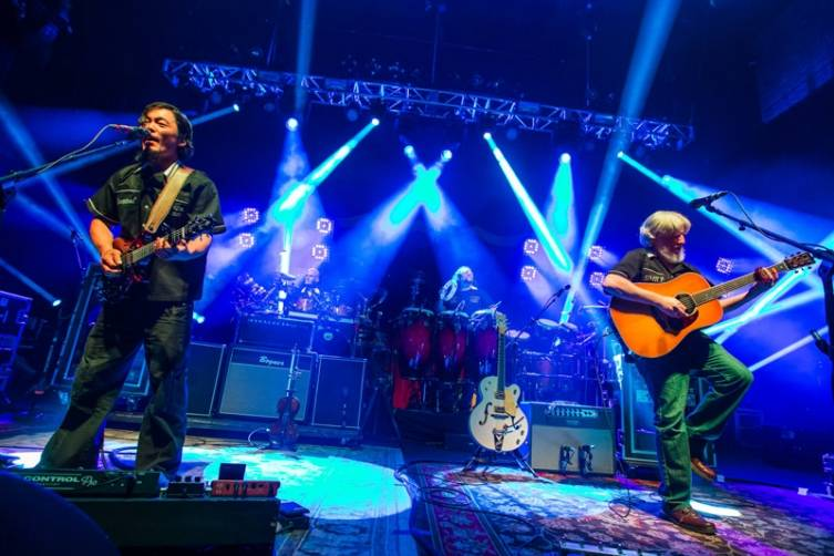 The String Cheese Incident plays Brooklyn Bowl.