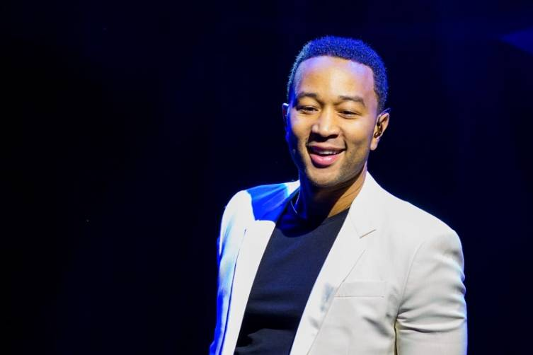 John Legend at Brooklyn Bowl.
