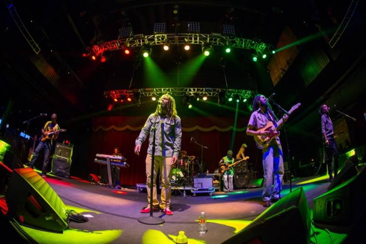 The Wailers play Brooklyn Bowl.