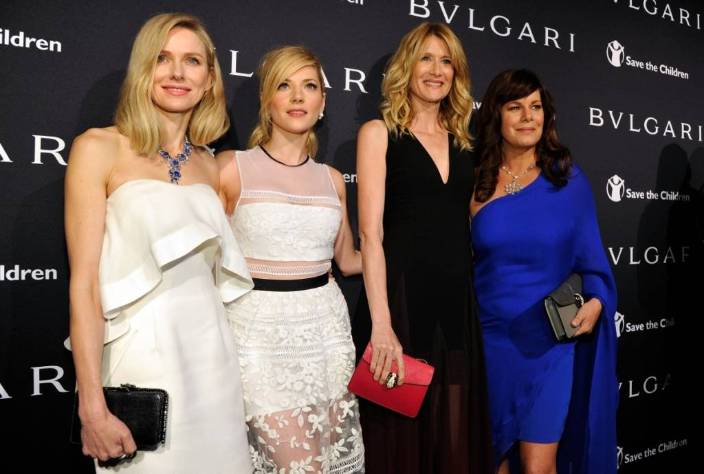 Naomi Watts, Kathryn Winnick, Laura Dern and Marcia Gay Harden