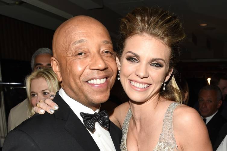 Russell Simmons and AnnaLynne McCord