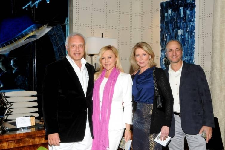 Steve & Martha Greenwald, Diane & Alan Shapiro