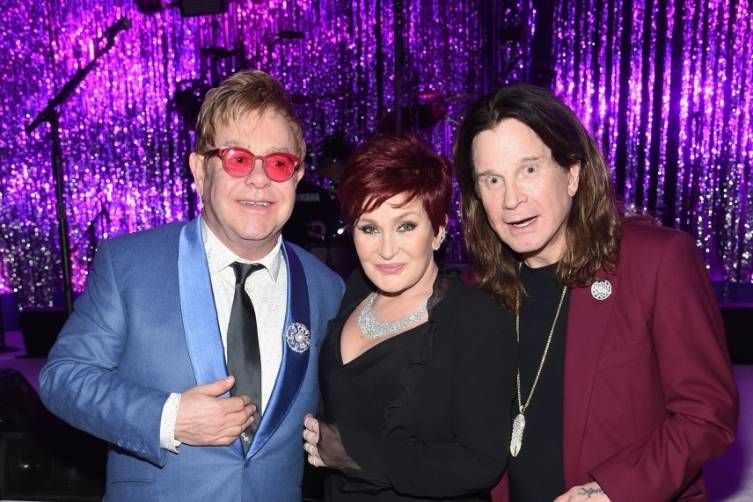 Elton John AIDS Foundation 2015 viewing party 3