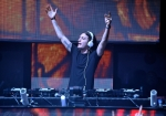 The Chicago Blackhawks Hit The Deejay Boot with Alesso at Light