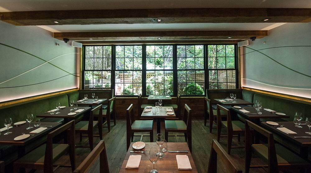 Top 5 romantic restaurants in nyc for Best romantic restaurants nyc