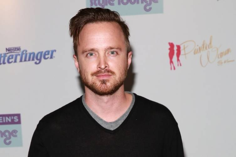 Aaron Paul attends the Kari Feinstein Oscar gifting suite