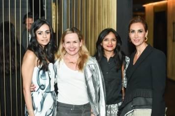 Alaa Al Shroogi, Eileen Wallis, Saadia Zahid & Nadine Kanso