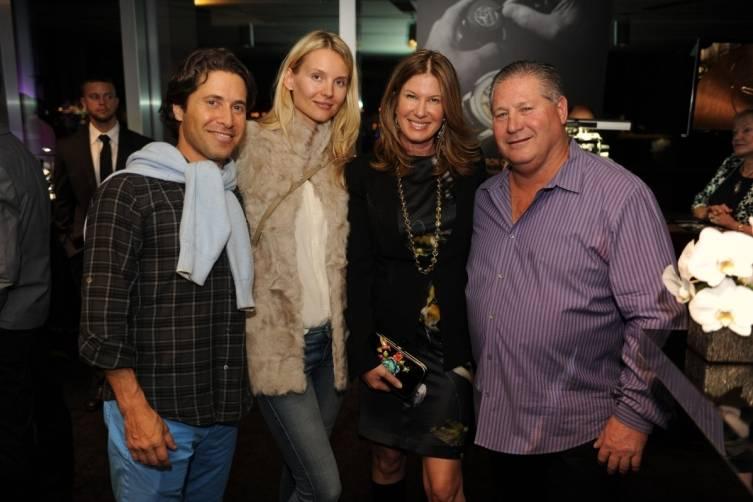 Andrew & Valerie Simon, & Dana & Gary Shear