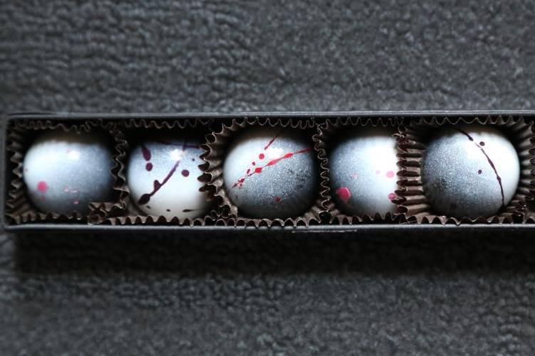 Kollar's Fifty Shades of Grey chocolates