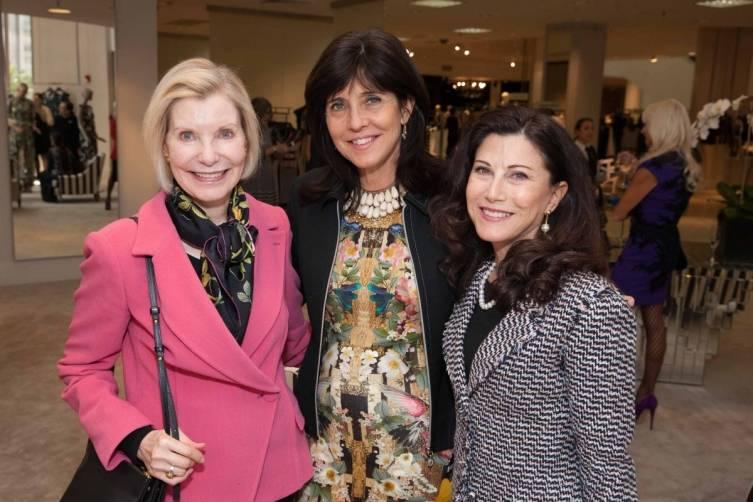 Barbara Traisman, Anne Marie Massocca and Adrienne Mally