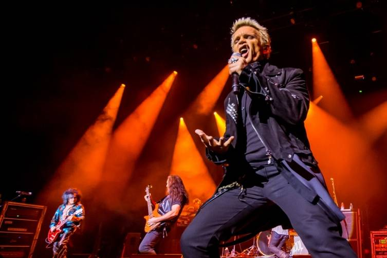 Billy Idol performs at The Cosmopolitan of Las Vegas_Kabik (3)