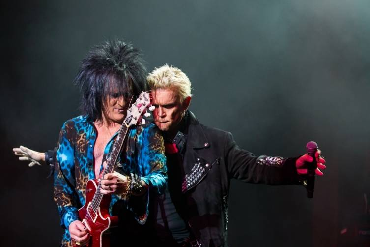 Billy Idol performs at The Cosmopolitan of Las Vegas_Kabik (5)