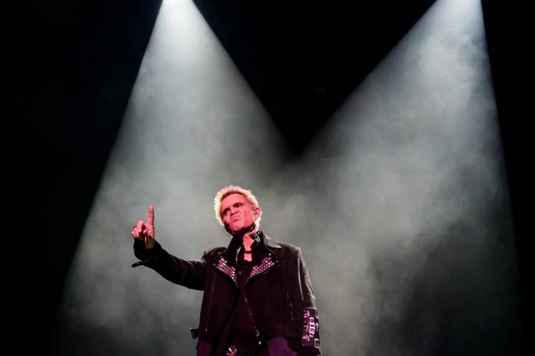 Billy Idol performs at The Cosmopolitan of Las Vegas_Kabik (7)