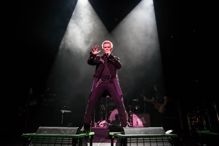 Billy Idol performs at The Cosmopolitan of Las Vegas_Kabik