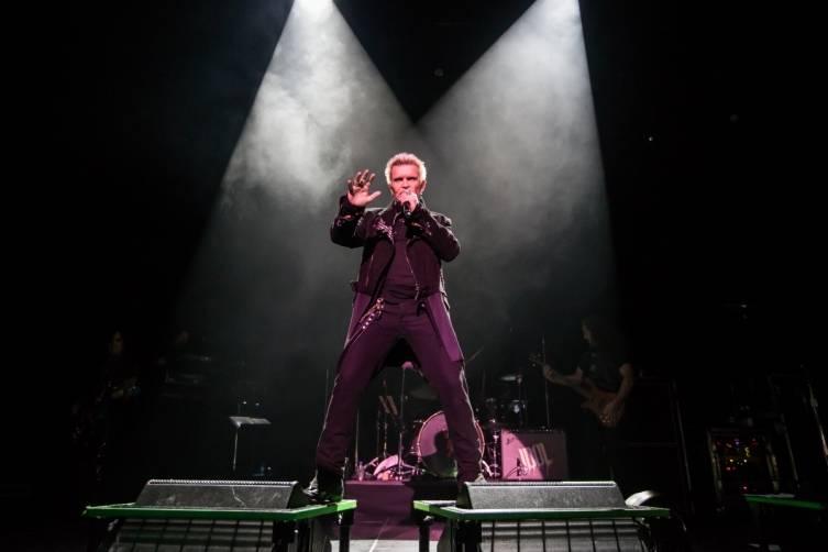 Billy Idol performs at The Cosmopolitan of Las Vegas_Kabik