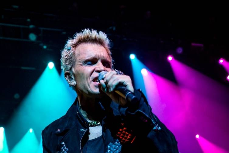 Billy Idol performs at The Cosmopolitan of Las Vegas_Kabik (8)