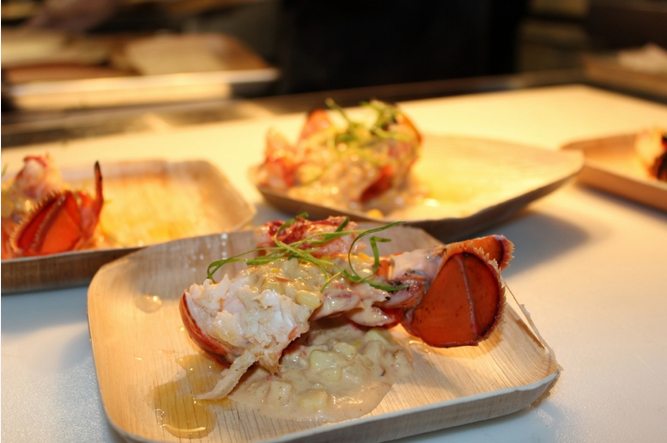 Butter-lobster