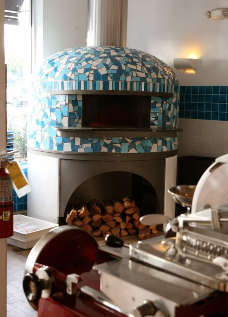 Campania's Pizza Oven