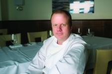 Chef Ted Pryo