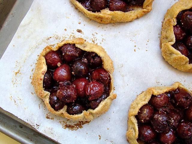 Cherry Crostadas - Shauna Sever