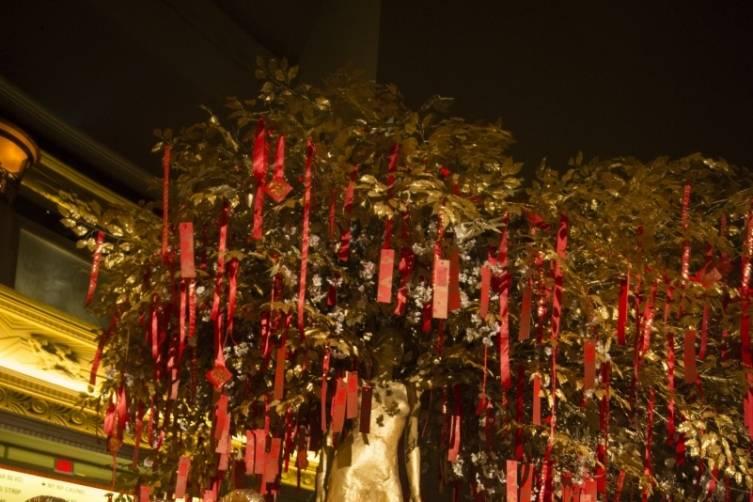 Chinese New Yar_Wishing Tree_Hakkasan Las Vegas_2.19.15