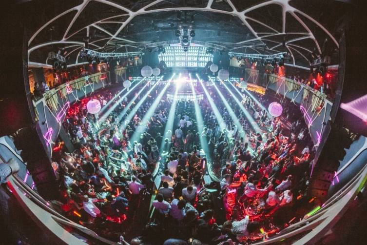 Chinese New Year_Hakkasan Nightclub_2.19.15