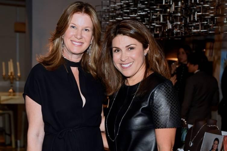 Dana Sher and Friend