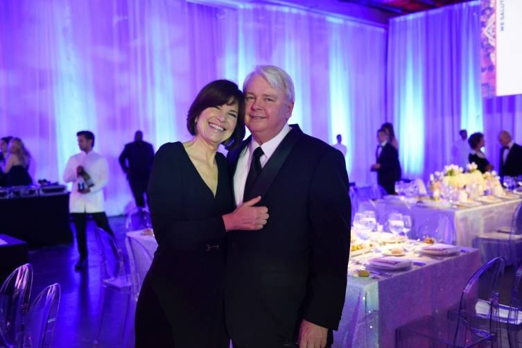 Debra & Dennis Scholl, Knight Foundation VPof Arts at the Miami City Ballet Gala 2015