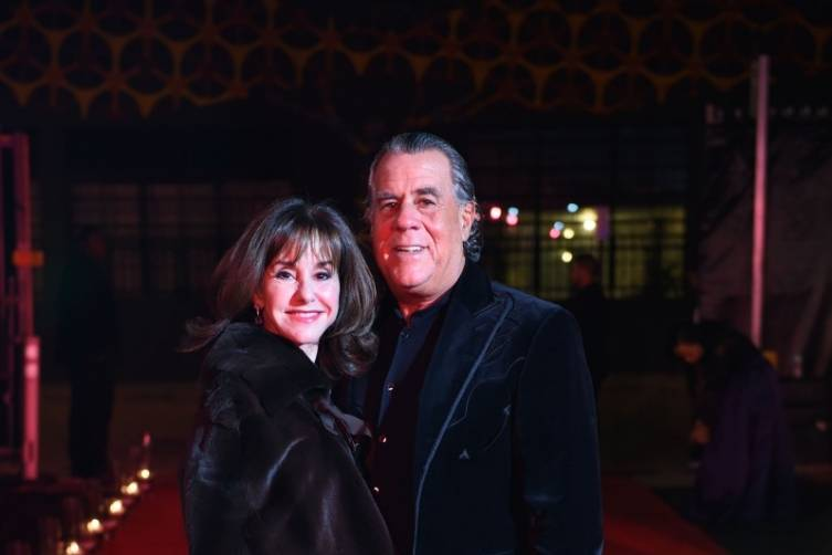 Diane & Alan Lieberman celebrate the Miami City Ballet Gala in Wynwood!