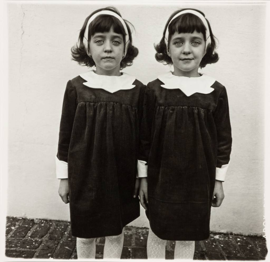diane arbus idential twins trevor traina ifonly
