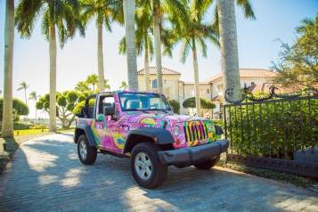 FindTheLilly Florida Jeep Tour_