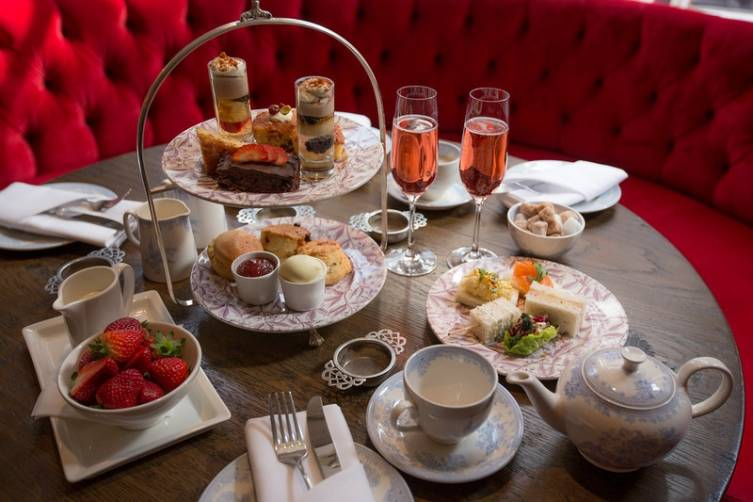 Gluten free afternoon tea - Pantry at 108
