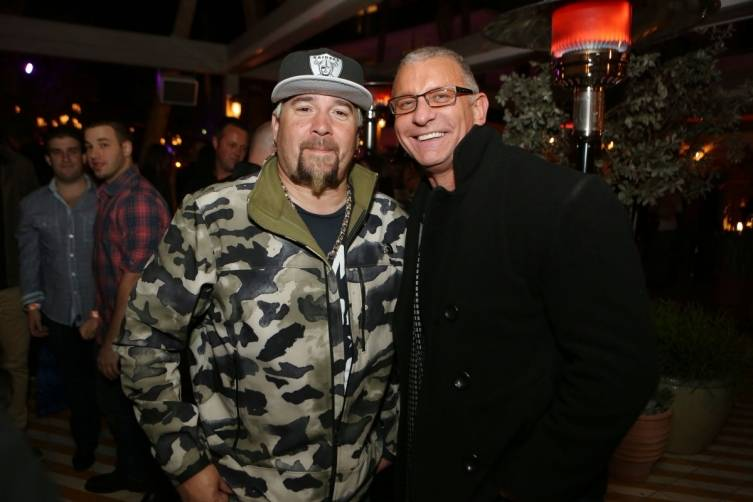 Guy Fieri & Robert Irvine