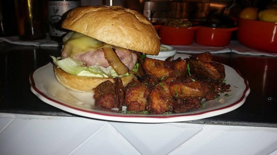 ham burger Cockscomb